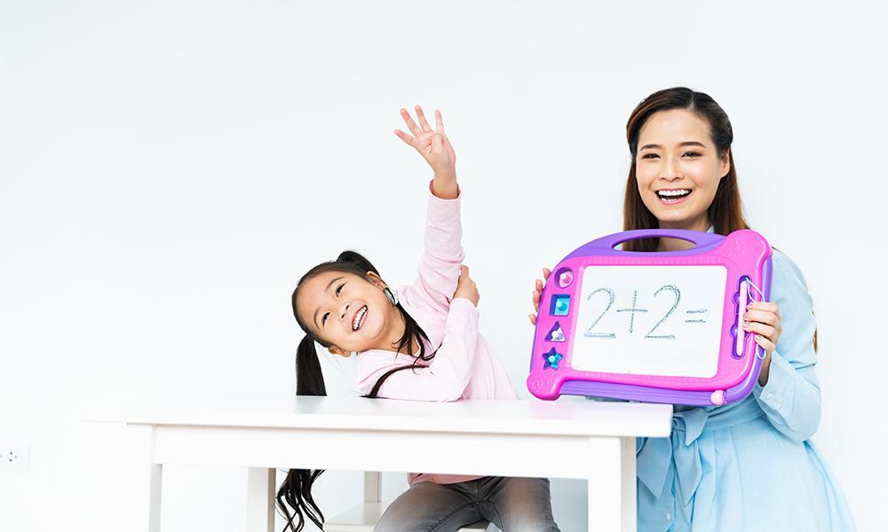 Biện pháp giúp con tự học tại nhà