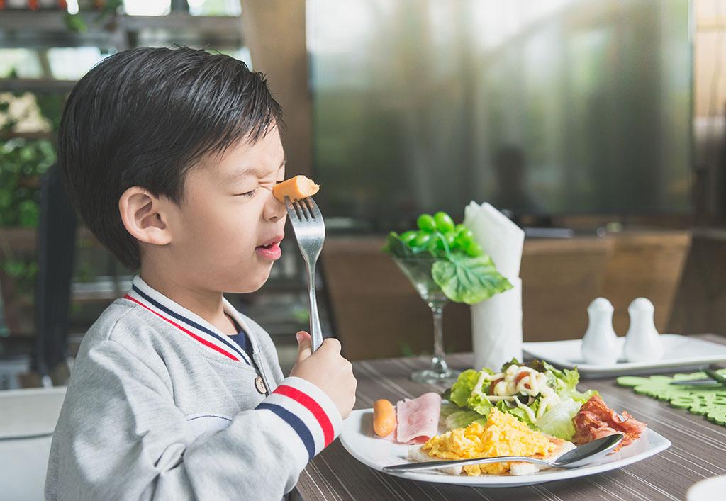 DInh dưỡng trẻ nhỏ trong mùa dịch