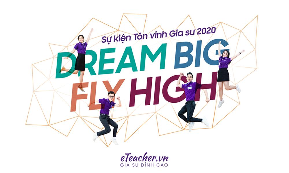 Dream Big Fly High