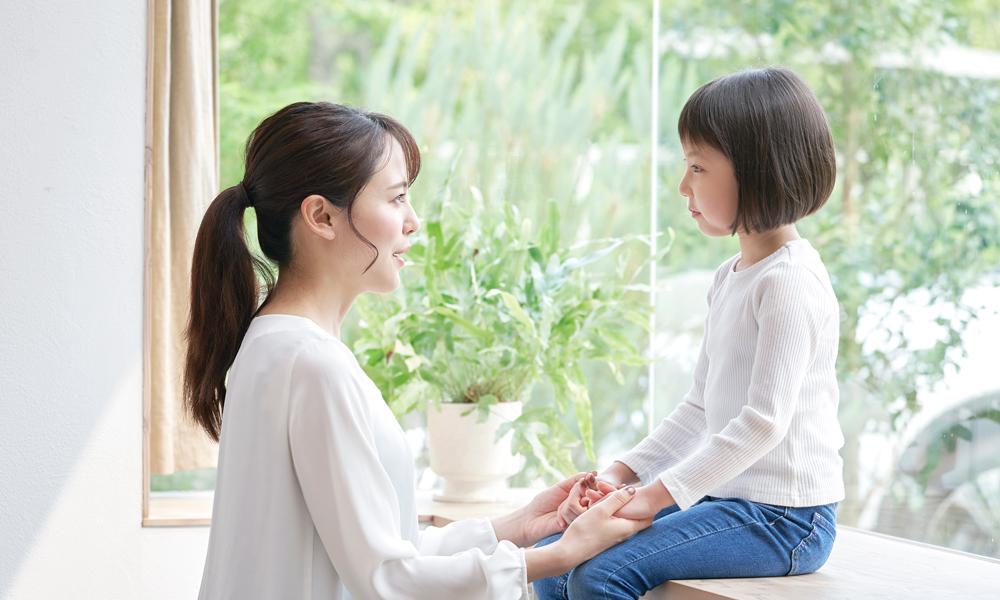 Cách nói lời từ chối hoàn hảo mẹ nên dạy con